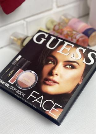 Набор косметики guess ‼️ beauty box  палетка