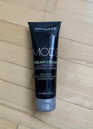 Affinage  dream cream крем для розгладжуаання волосся, блиску від пушистості