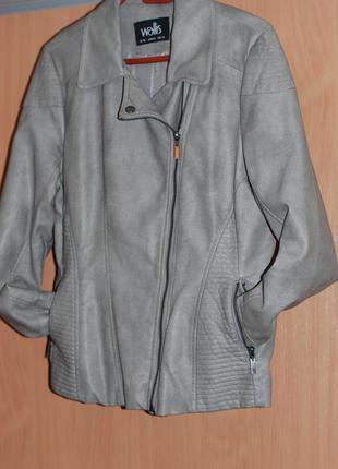 Куртка- косуха  wallis (кожзам)