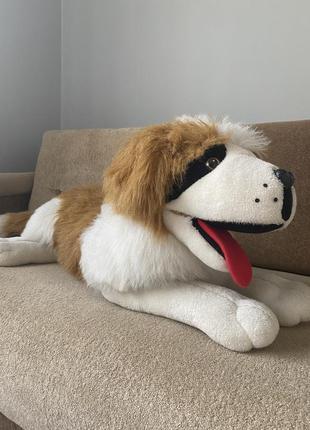 М'яка іграшка/ большая собака/ игрушка мягкая/ детская игрушка