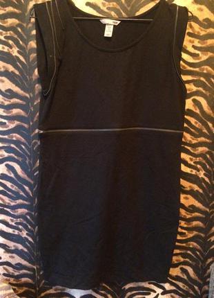 Платье h&m черного цвета (трансформер)