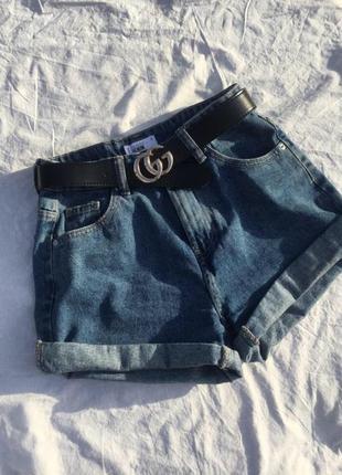 Джинсовые шорты 💎