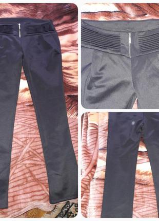 Черные брюки must have