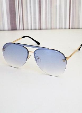 Солнцезащитные очки v v-411 зеркальные