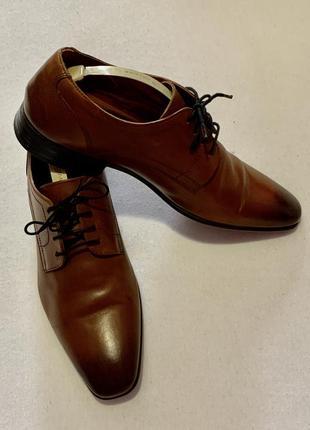Классические кожаные туфли next (оригинал)