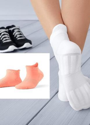 Качественные функциональные спортивные носки . германия. размер 35-41