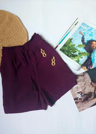 Легкі шортики вільного фасону,легкие шорты,літні шорти