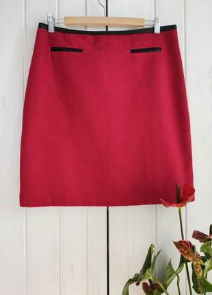 Теплая юбка от m&s, размер l