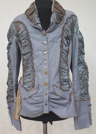 Elisa cavaletti(piro) эксклюзивная блуза