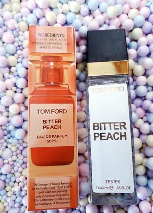 🍑bitter peach 🍑 тестер парфюма 40ml, духи, парфюм, туалетная вода, парфуми