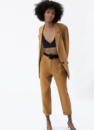 Пиджак блейзер zara новая колекция