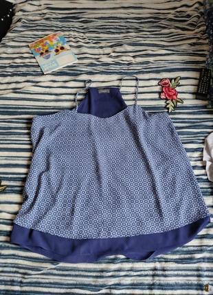 Летняя блуза-майка