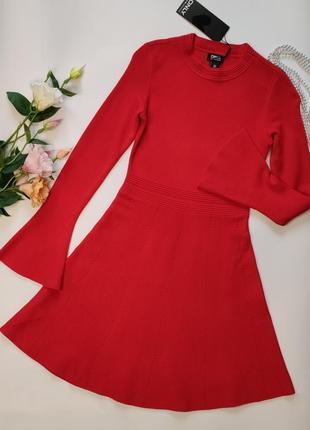 Красивое, теплое платье. бренд only (дания).