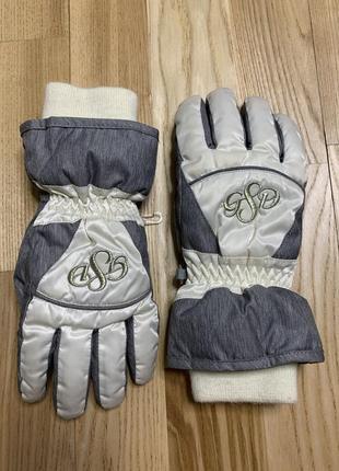 Перчатки для лыж