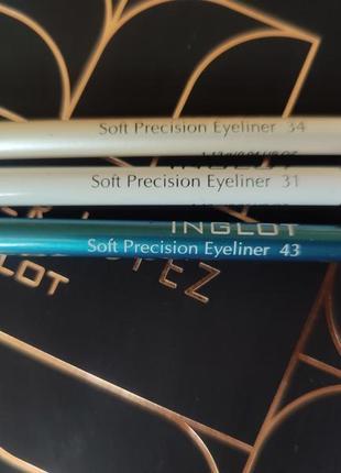 Олівець, карандаш для глаз.