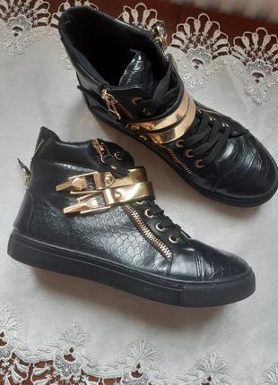 Хайтопы кеды ботинки кроссовки высокие