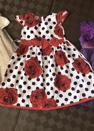 Праздничные платья на 3/4 года6 фото