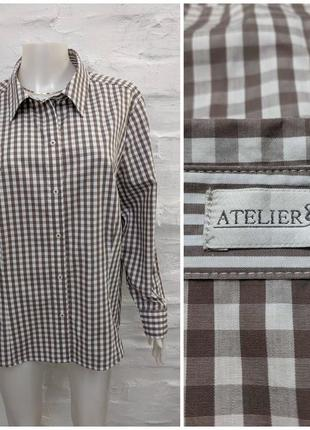 Atelier приятная элегантная рубашка