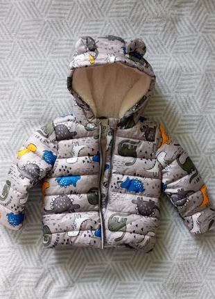 Курточка dinosaur