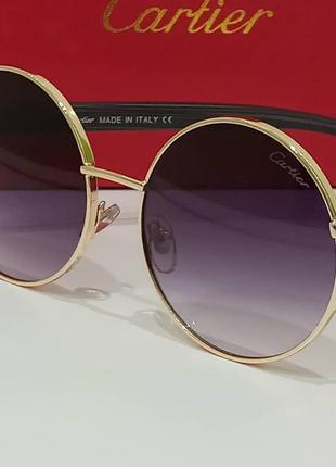 Солнцезащитные очки раунды люкс сегмент