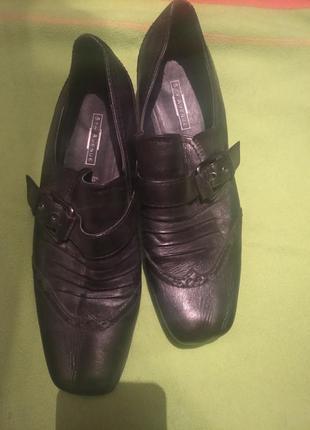 Туфли кожа 42 р.