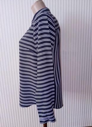 Стильная полосатая рубашка