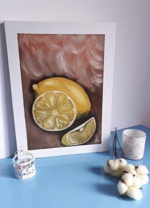 Увага! акція!авторська картина олійними фарбами, натюрморт 30×40