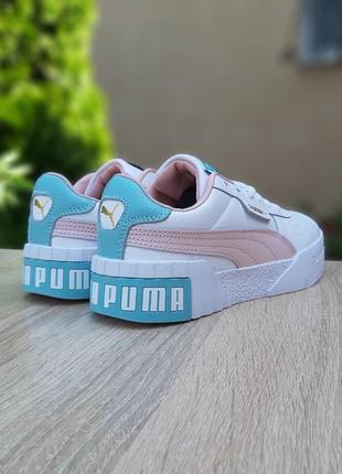 Puma cali кроссовки
