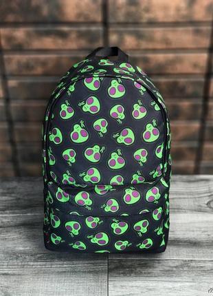 Рюкзак інопланетянин