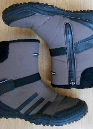 Зимние сапоги/ботинки термо adidas purah sft 3/4 boot w размер 39-40