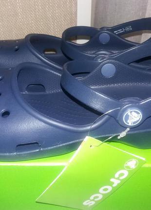Кроксы crocs оригинал 38 размера тапочки шлепанцы сандалии