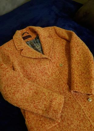 Пальто шерстяное (италия)