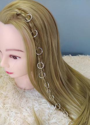 Пірсинг для волосся (пирсинг, серьги для волос)