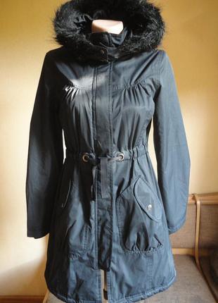 Куртка - парка, пальто tammy рост 152-158