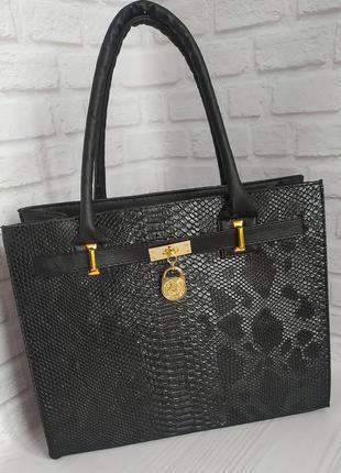 Черная сумка весна лето