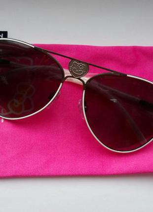 Солнцезащитные очки polaroid hello kitty (13-15 лет) оригинал