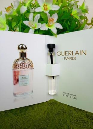 Парфюм с феромоном aqua allegoria pera granita- 5 мл / пробник