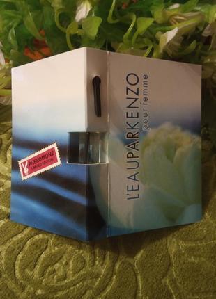 Мини-парфюм с феромоном пробник) l'eau kenzo pour femme - 5 мл