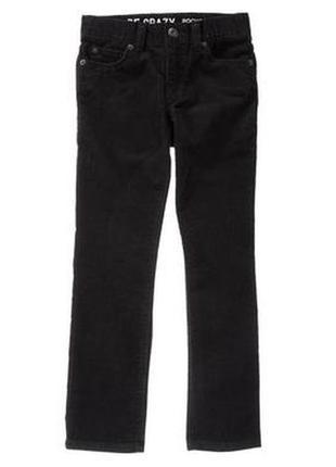 Новые фирменные штаны, брюки crazy8 на модника 7-8 лет!