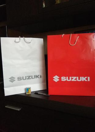 Большие сумки-пакеты suzuki