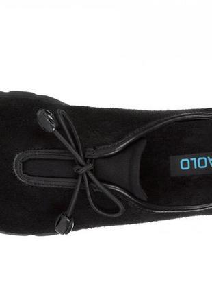 Ортопедическая обувь king paolo черные