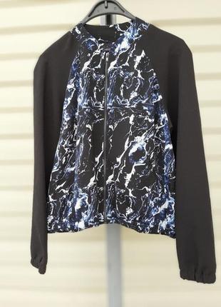 Стильная курточка 46-48 размер, 14 евро