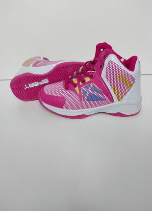Кроссовки, хайтопы для девочки