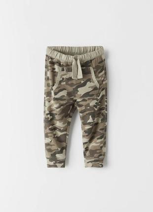 Новые джоггеры zara штаны зара спортивные, размер 98