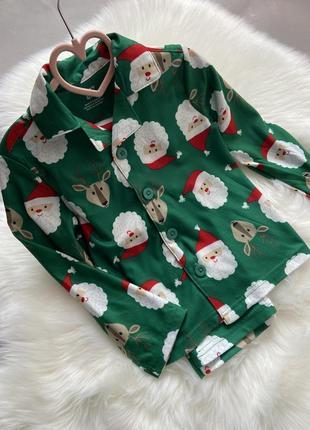 Новогодняя пижама картерс. піжама carter's