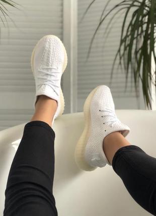 Хит сезона, легкие и стильные кроссовки ❗️adidas yeezy boost 350 white❗️