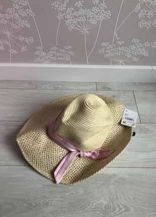 Женская пляжная шляпа c&a