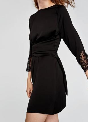 Вечерние платье massimo dutti