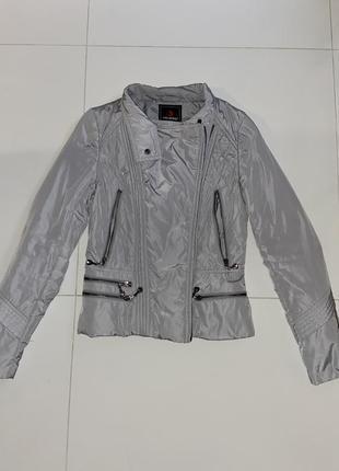 Куртка курточка косуха ветровка3 фото