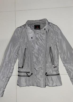 Куртка курточка косуха ветровка2 фото
